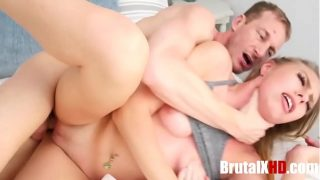 An Argument She Wont Forget- Dad Force Fucks Daughter
