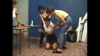 spanking and paintball Punishment For Russian Girls hardcore fuck xxx
