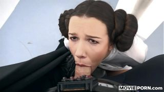 Tight pussy babe having Anal Princess Leia on Xvideos